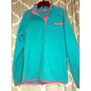 Columbia fleece pullover